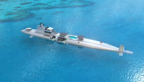 The World's Most Luxurious Submersible Yacht Is Here