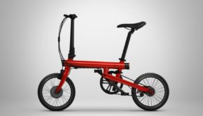 A Fold-able Electric Bicycle At An Affordable Price