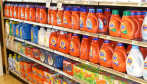 Counterfeit Laundry Detergent? Yeah, That's A Thing