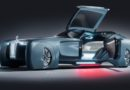 Rolls-Royce Unveils Futuristic Luxury Car