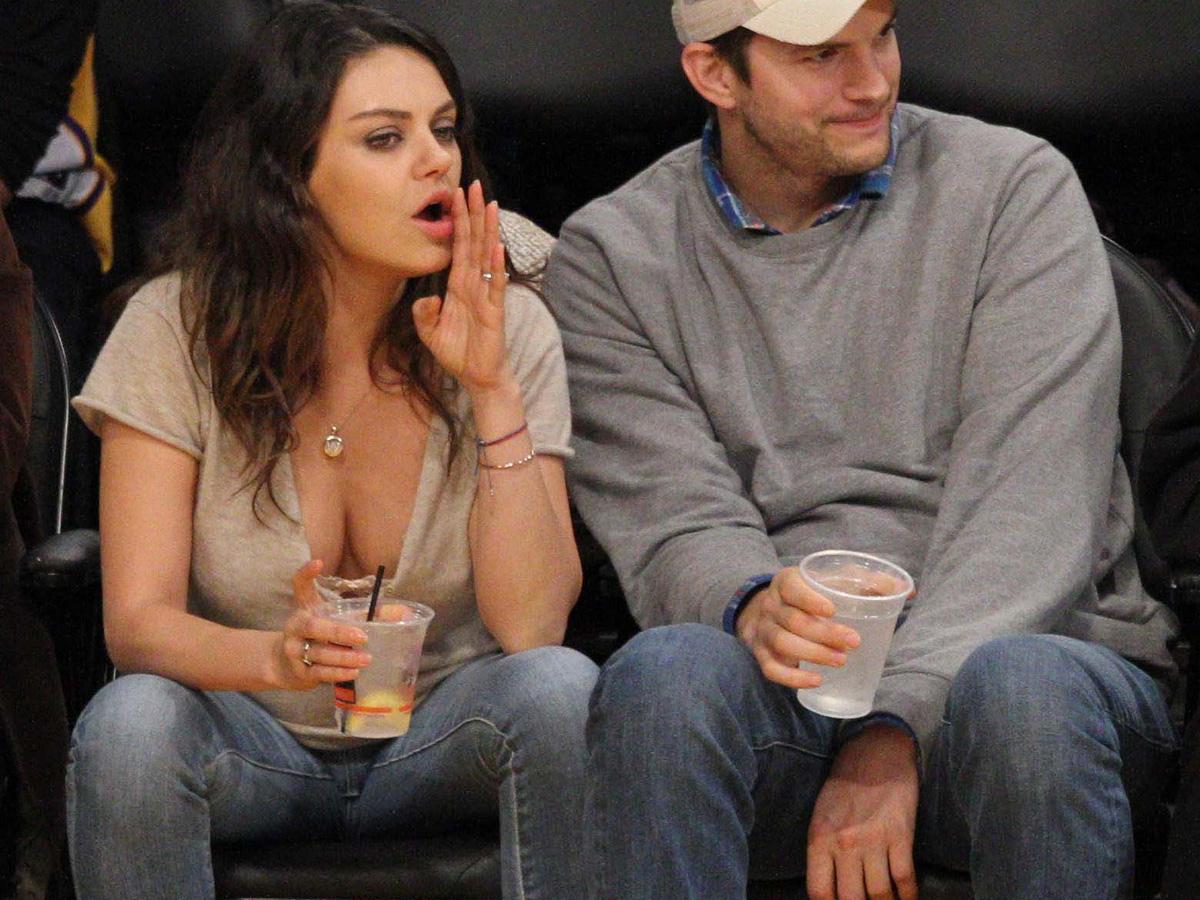 Mila Kunis Shamed For Breastfeeding In Public