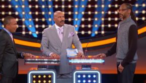Snoop Dogg Fails On Family Feud Weed Question