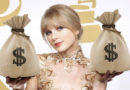 Taylor Swift Is Now The Highest Paid Celebrity