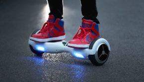 Over 500,000 Hoverboards Recalled Over Fires And Explosions
