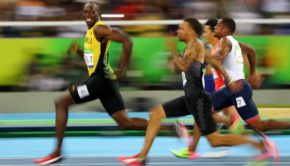 Usain Bolt Makes History In The 2016 Olympics