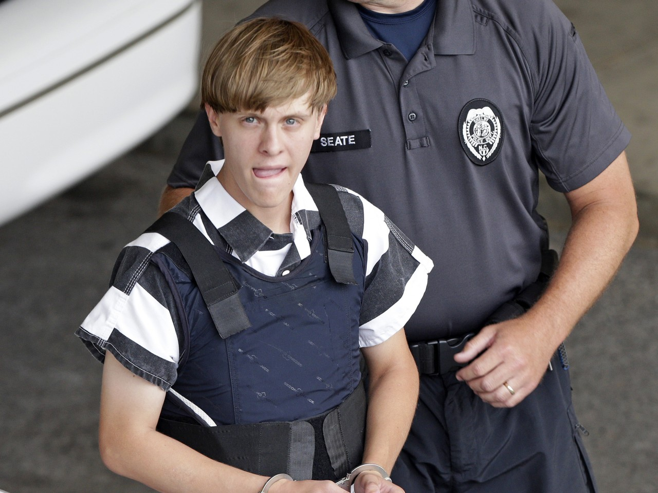 Church Shooter Dylann Roof Is Assaulted In Jail Wall