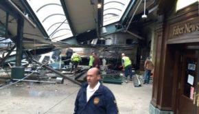 New Jersey Transit Train Crash Leaves More Than 100 Injured