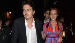 Lindsay Lohan And Fiance Caught Doing This On Beach