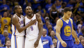 There's A Major Lawsuit Against The Golden State Warriors
