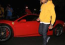 Was Tyga's Ferrari Just Repossessed?
