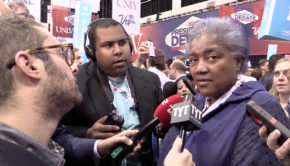 CNN's Donna Brazile Leaked Debate Questions To Hillary Clinton