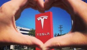 This Tweet From Tesla (TSLA) Made Shares Jump Higher