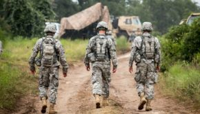 Nearly 10,000 California Soldiers Must Repay The Government