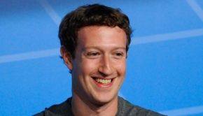 Facebook's (FB) Mark Zuckerberg Does This For The First Time