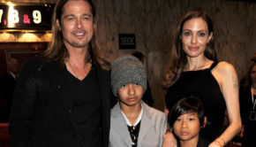 Brad Pitt Sees His Son For First Time Since Fight On Jet
