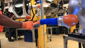 Ford (F) Has A New Kind Of Robot On The Assembly Line