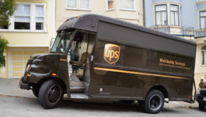 """UPS Delivery Guy Sees """"Contact 911"""" On A Package"""
