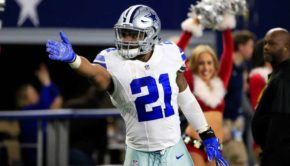 This Dallas Cowboys Player Did This For The Salvation Army
