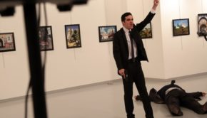 Russian Ambassador To Turkey Is Assassinated