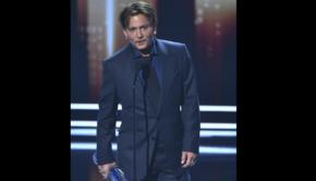 Johnny Depp Surprised Everybody Last Week