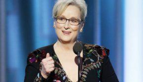 Donald Trump Attacks Meryl Streep For Her Golden Globes Speech