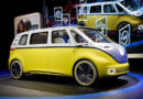 Volkswagen Just Unveiled A Retro Looking Microbus