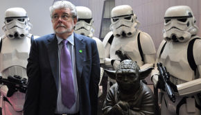 George Lucas Just Chose L.A. To Show His Rare Star Wars Pieces