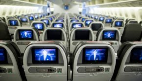 No More Entertainment Screens On American Airlines (AAL)
