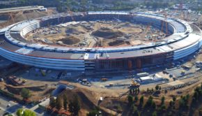 Apple Is Opening Its Anticipated Flying Saucer Campus In April