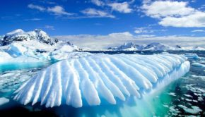No Global Warming? How Did Antarctica Hit This Record High Then?