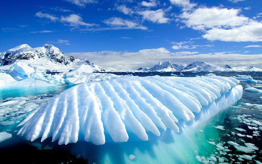no global warming how did antarctica hit this record high then