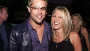 Say What? Jennifer Aniston And Brad Pitt Have Reconnected!