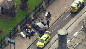 Four Dead And Many Injured In Terrorist Attack In London