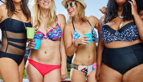 Target Is Redefining What The Perfect Bikini Body Is