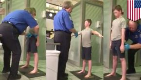 This Boy's TSA Patdown Has Enraged People All Over