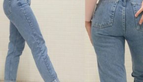 These New $95 Mom Jeans Have The Internet Very Confused