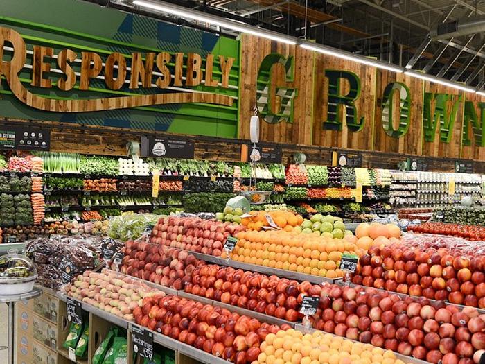 Whole Foods Lost Money Quarters