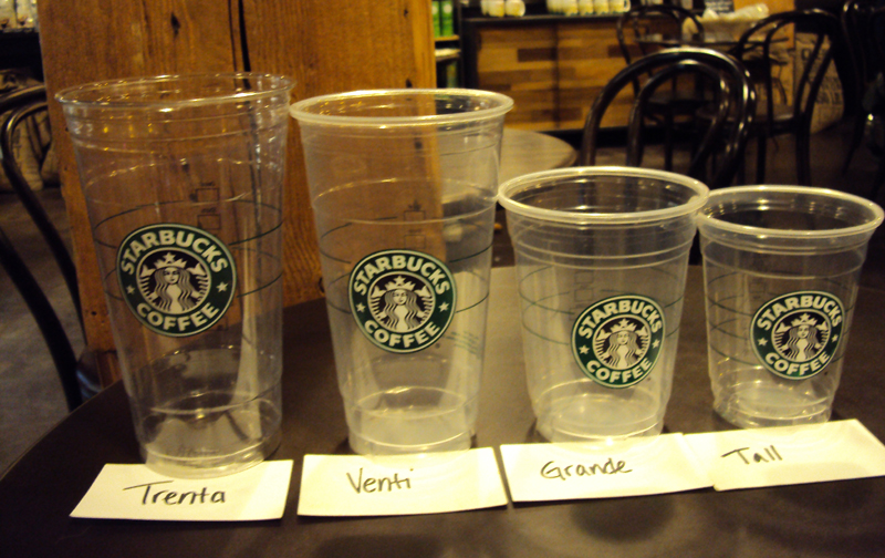 This Huge Starbucks Size Exists But Can't Be Found On ...