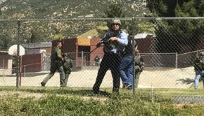 "School Shooting In California Was A ""Domestic Dispute"""