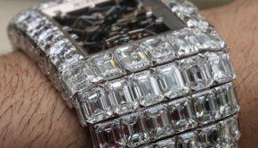 A Watch Called The Billionaire Costs As Much As A Fleet Of Ferraris