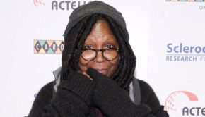 Whoopi Goldberg's Photo Is Photoshopped With This Vulgar Message