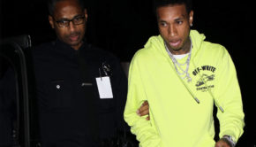 Rapper Tyga Was Taken Away By Police In Hollywood