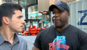 Meet The Guy Who Tackled The Times Square Driver