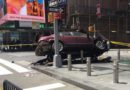 Car Plows Into Times Square Killing One And Injuring Many