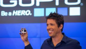 GoPro CEO Nick Woodman Is Defending His Company