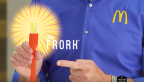Have You Seen The New Utensil McDonald's Created Yet?
