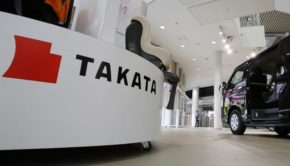 Takata Corp. Has Just Filed For Bankruptcy Protection