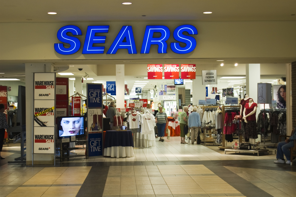 Sears Signs Licensing Deals For Kenmore Appliances And