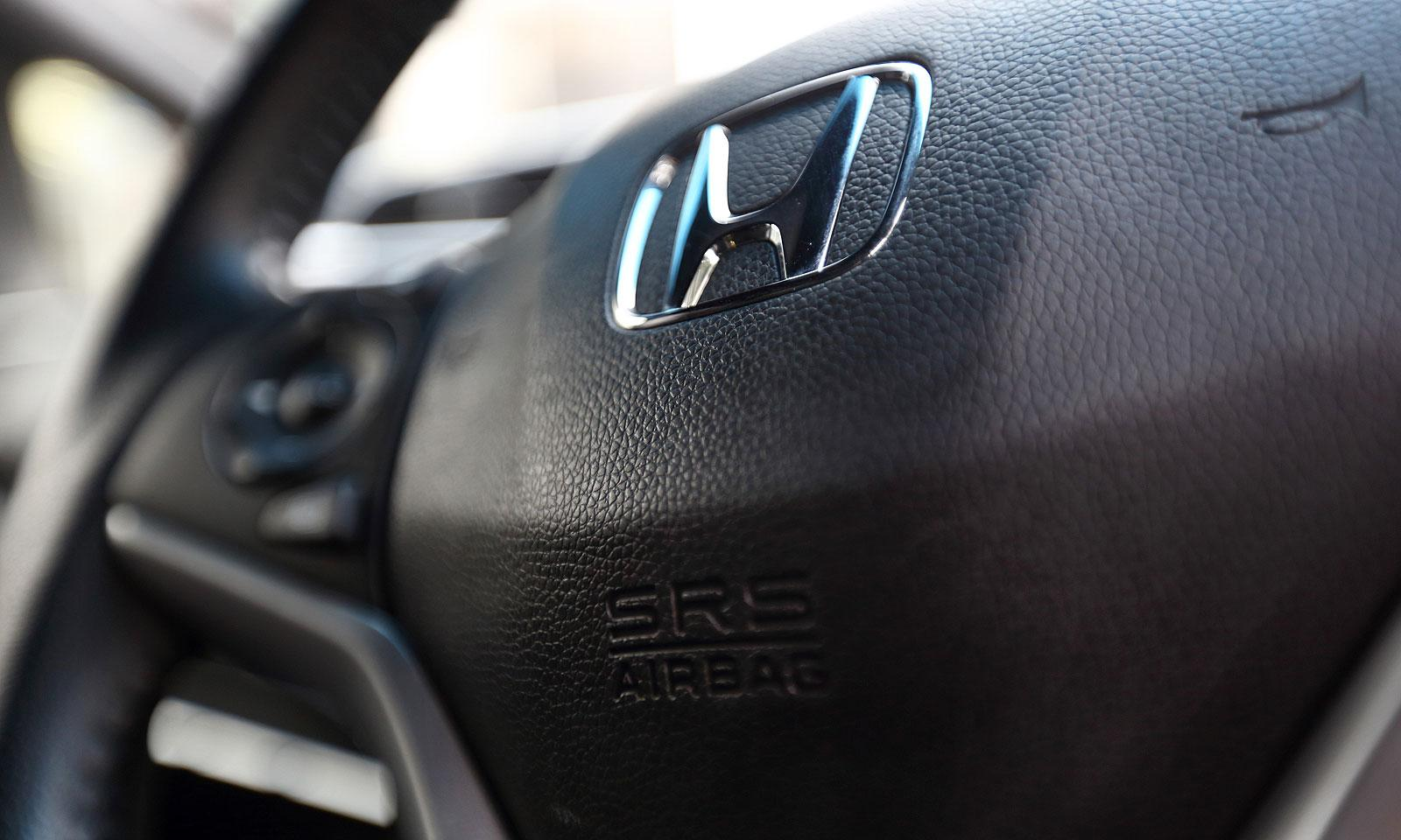 Honda Reaches 605 Million Settlement With Takata Over This