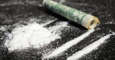 A Test that Can Detect Cocaine in Seconds Using a Fingerprint